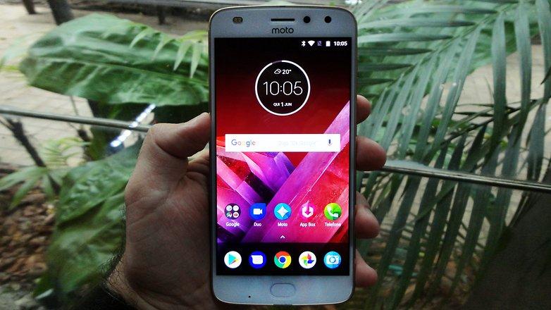 AndroidPIT Moto z 2