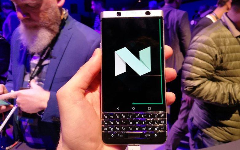 AndroidPIT BlackBerry KEYone N 2