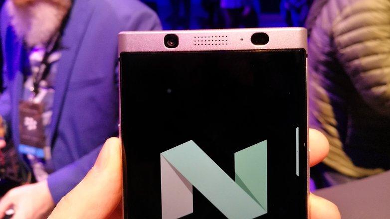 AndroidPIT BlackBerry KEYone top N