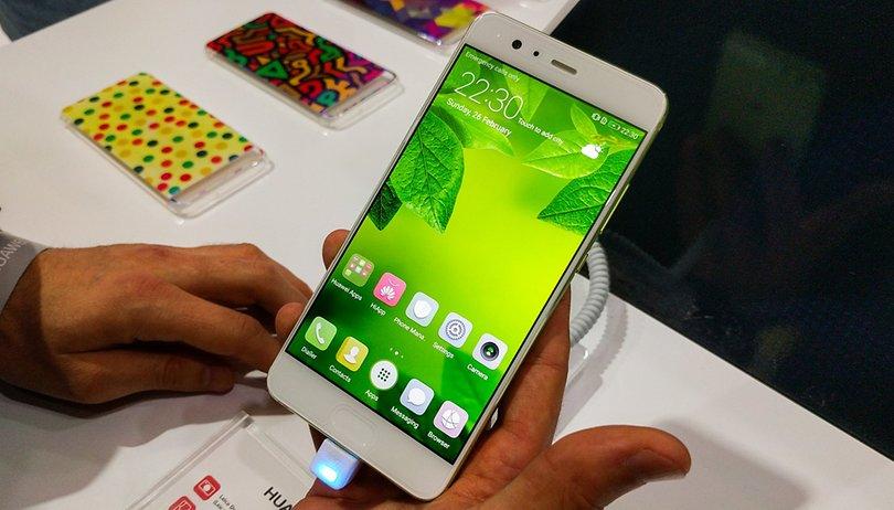 Review preliminar do Huawei P10 Plus: uma versão mini do Mate 9