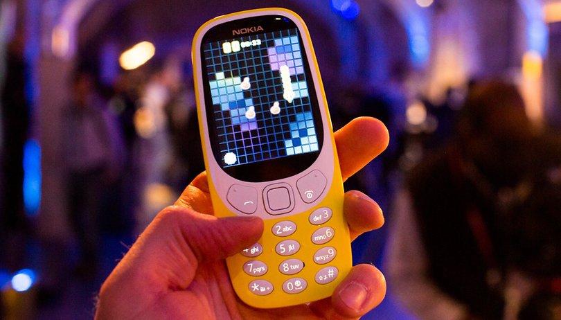 Prise en main du Nokia 3310 : la légende est de retour