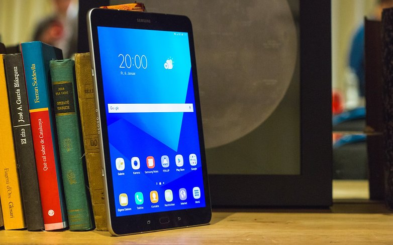 AndroidPIT Samsung Galaxy Tab S3 Hands on MWC 2017 5745