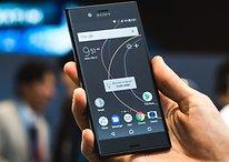 Sony Xperia XZs im Hands-on: Neue Kamera im alten Sony-Kleid