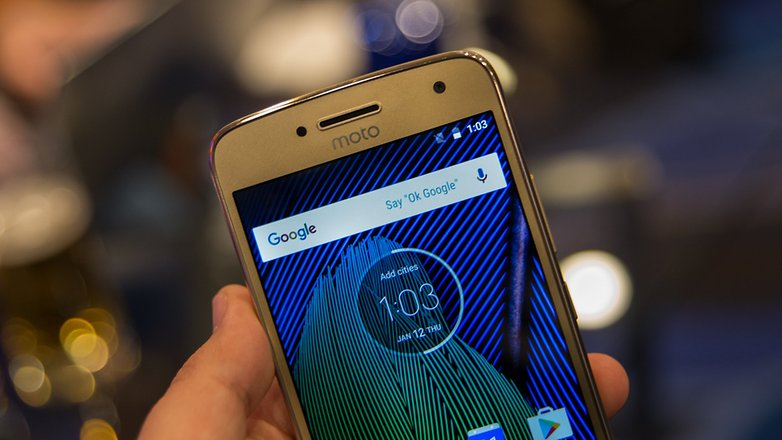 Moto G5 Plus leak shows odd deviations
