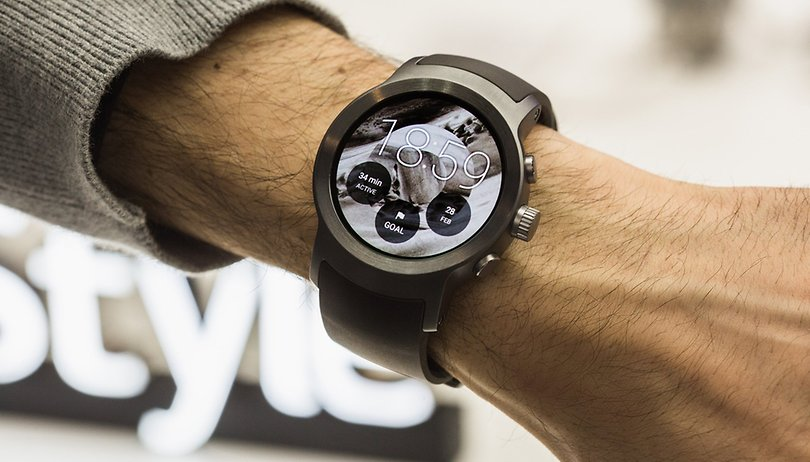 LG Watch Sport hands-on review: a smartwatch saved by Android Wear 2.0