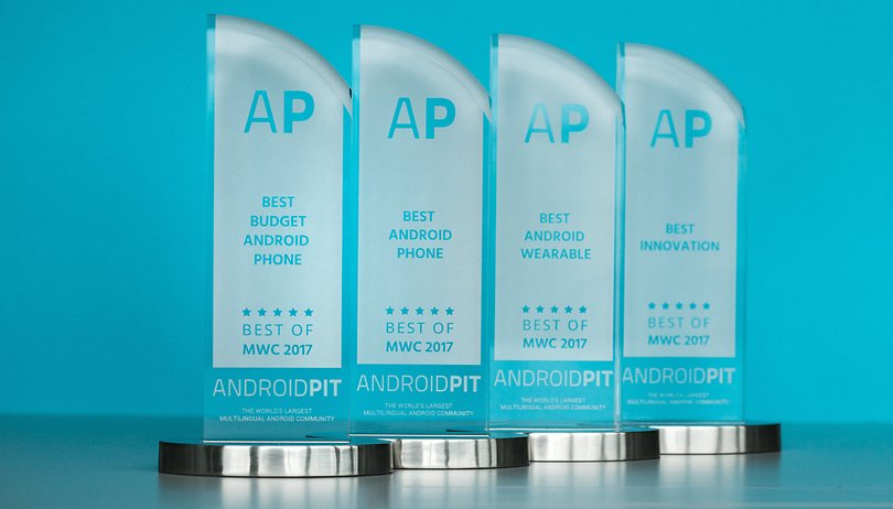 AndroidPIT Awards : tout ce qu'il faut savoir avant le salon de Barcelone