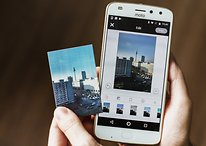 Motorola Moto Insta-Share Printer im Test: Polaroid 2.0