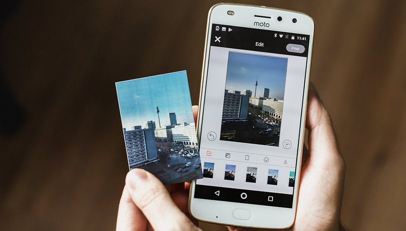 Análisis del Moto Mod Insta-Share Printer: Polaroid 2.0