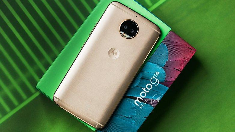 AndroidPIT Motorola Moto G5s 9588