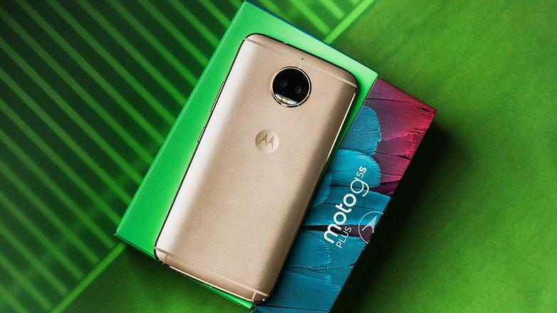 AndroidPIT Motorola Moto G5s 9590