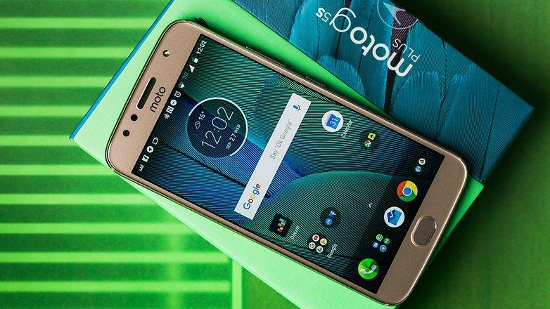 AndroidPIT Motorola Moto G5s 9597