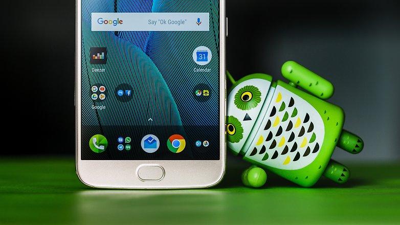 AndroidPIT Motorola Moto G5s 9636
