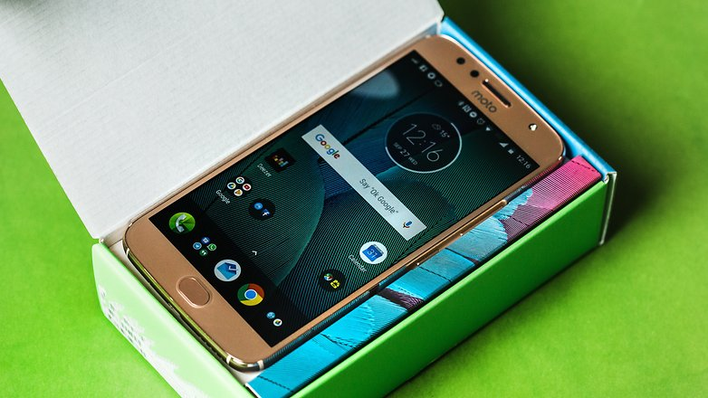 AndroidPIT Motorola Moto G5s 9655