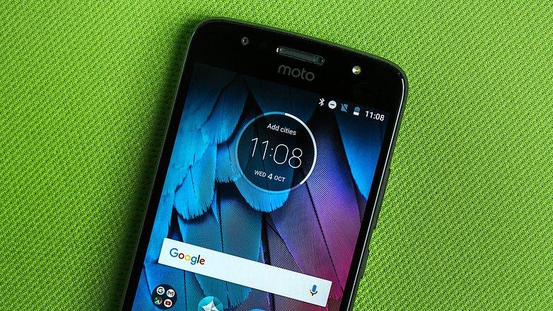 AndroidPIT Motorola Moto G5s 9899