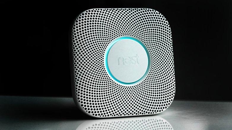 AndroidPIT nest smoke detector 4145