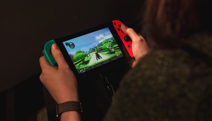 Nintendo Switch come tablet Android: perché?