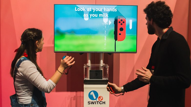 AndroidPIT Nintendo event 4684