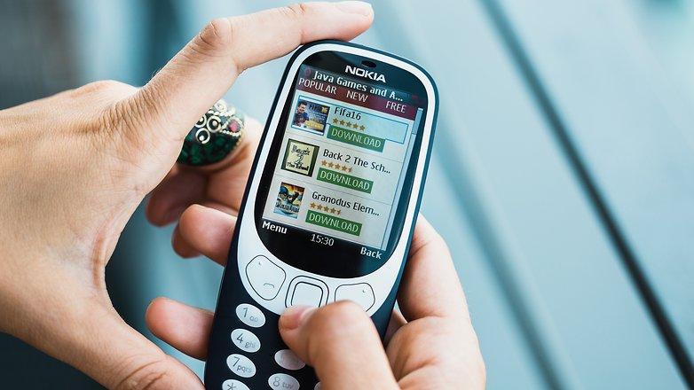 AndroidPIT nokia 3310 0371