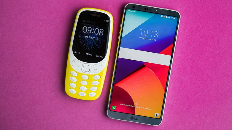 AndroidPIT nokia 3310 7360