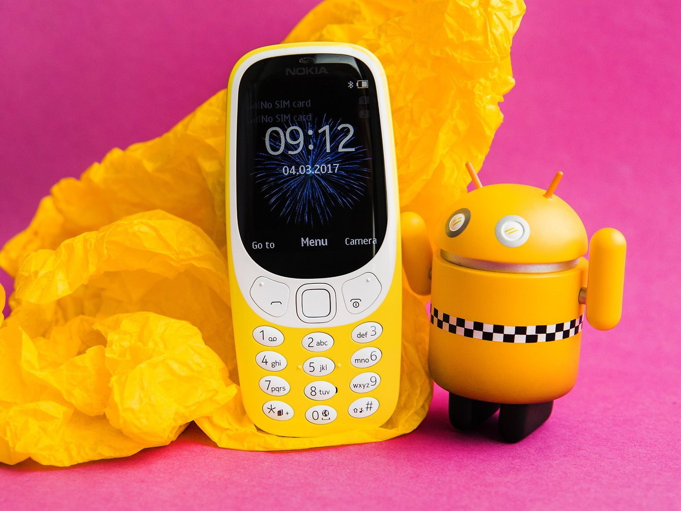 Nokia 3310 Could You Survive 2017 With A Dumbphone Nextpit