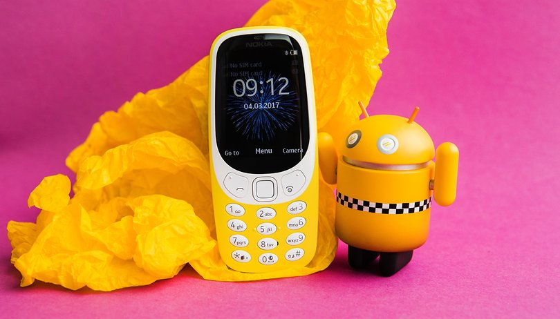 Nokia 3310: could you survive 2017 with a dumbphone?