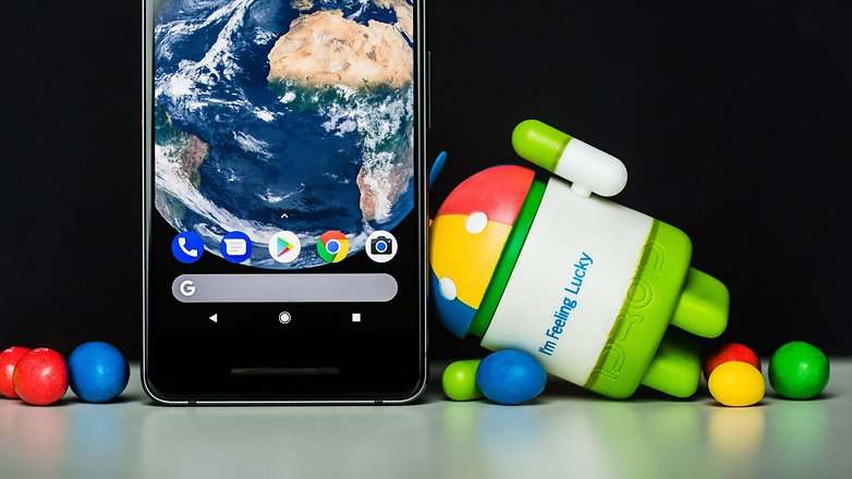 AndroidPIT Google Pixel 2 1677