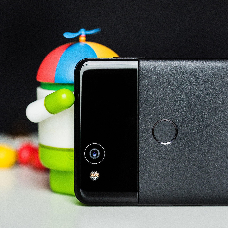 Test Du Google Pixel 2 Lessentiel Est Invisible Pour Les Yeux