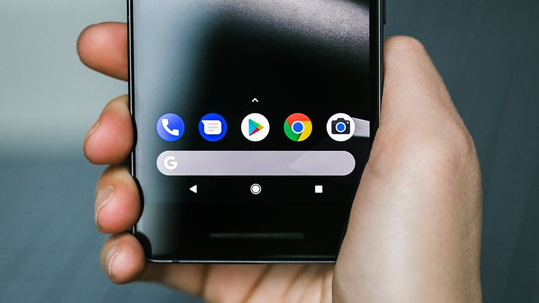 AndroidPIT Google Pixel 2 4508