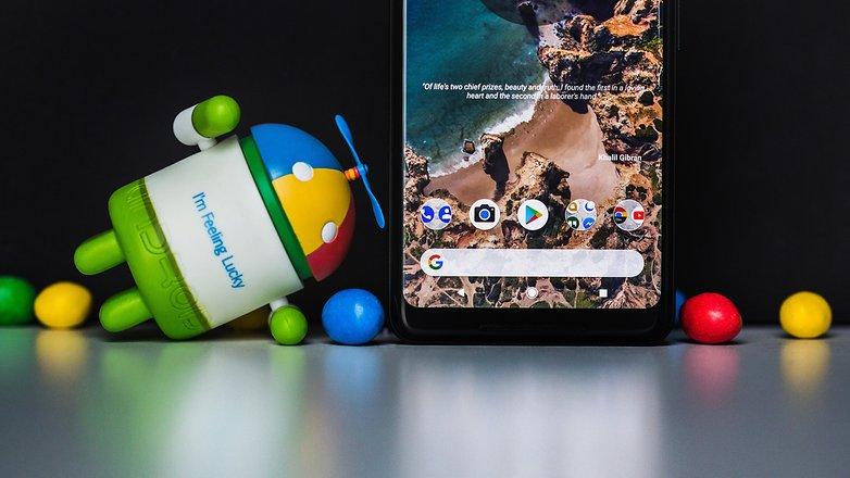 AndroidPIT Google Pixel 2 XL 1605