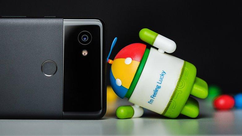 AndroidPIT Google Pixel 2 XL 1635
