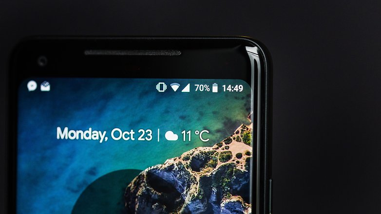 AndroidPIT Google Pixel 2 XL 1654