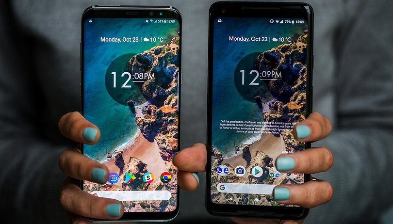 Google Pixel 2 XL ed i problemi al display: non esageriamo