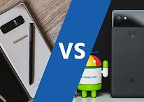 Pixel 2 XL or Galaxy Note 8: Which is your phablet fantasy?