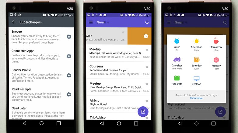 best email app android