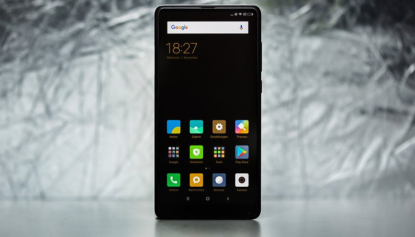 Test du Xiaomi Mi Mix 2 : une alternative à l'iPhone X beaucoup moins chère