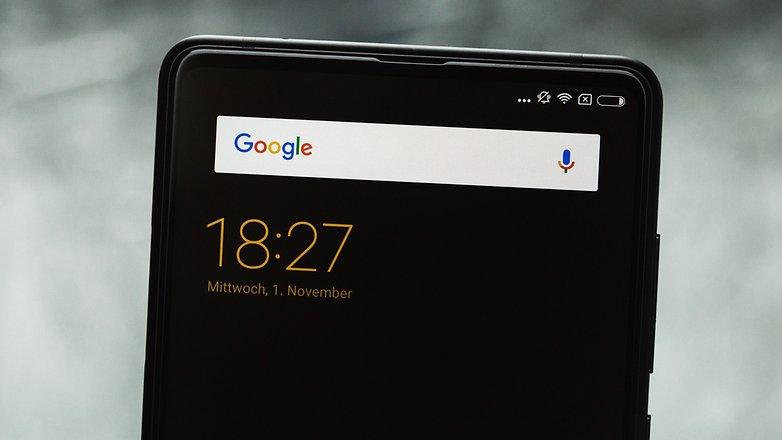 AndroidPIT Xiaomi mi mix 2 2253