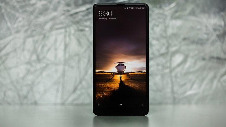 AndroidPIT Xiaomi mi mix 2 2266