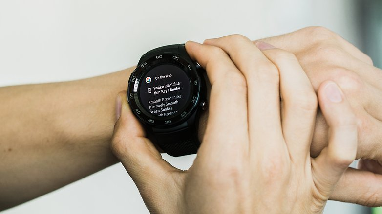 AndroidPIT huawei watch philips hue 5826
