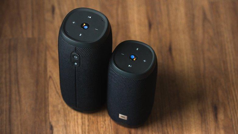 AndroidPIT jbl link 20 10 smart home speaker 6195