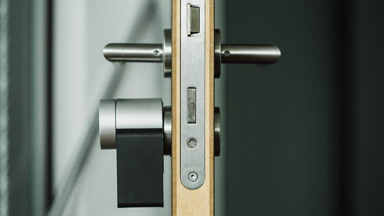 AndroidPIT nuki keyturner smart lock 0971
