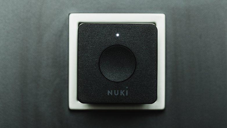 AndroidPIT nuki keyturner smart lock 1006