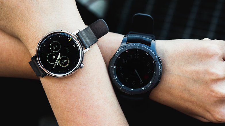 ANDROIDPIT Android Wear vs Tizen OS 9986