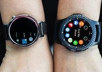 Android Wear vs Tizen:  qué puedes hacer con cada uno