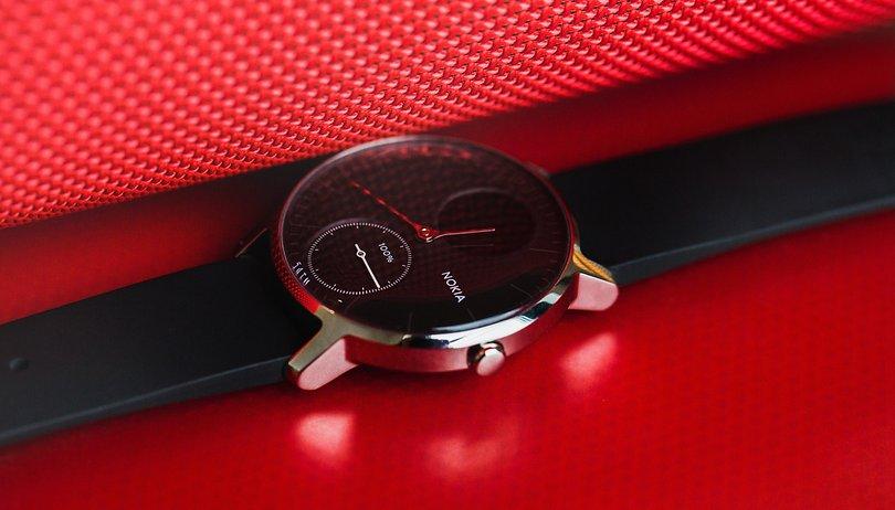 Withings est de retour et débarque avec une nouvelle montre Steel HR Sport