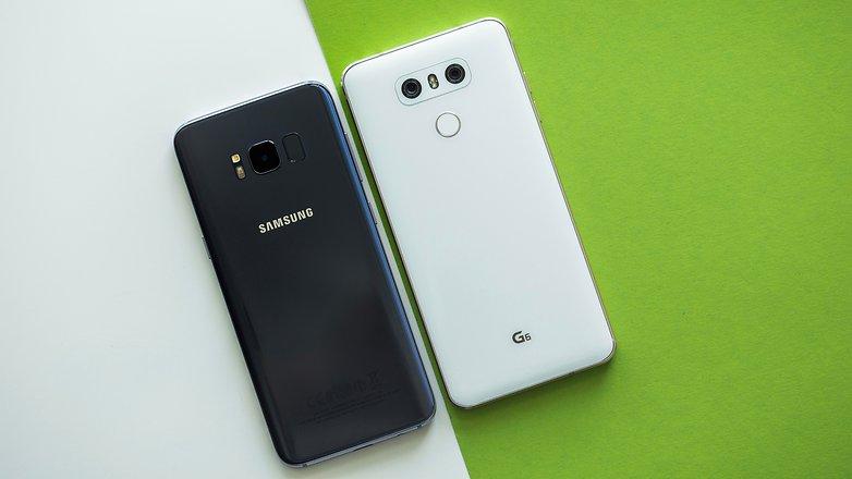 AndroidPIT Samsung Galaxy S8 vs LG G6 2444