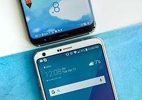 Samsung Galaxy S8 vs. LG G6: nunca foram tão parecidos!
