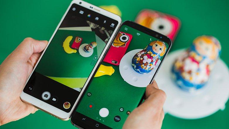 AndroidPIT Samsung Galaxy S8 vs LG G6 2478