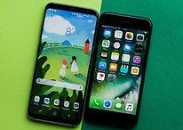 Galaxy S8 vs iPhone 7: Comparación preliminar de un duelo eterno