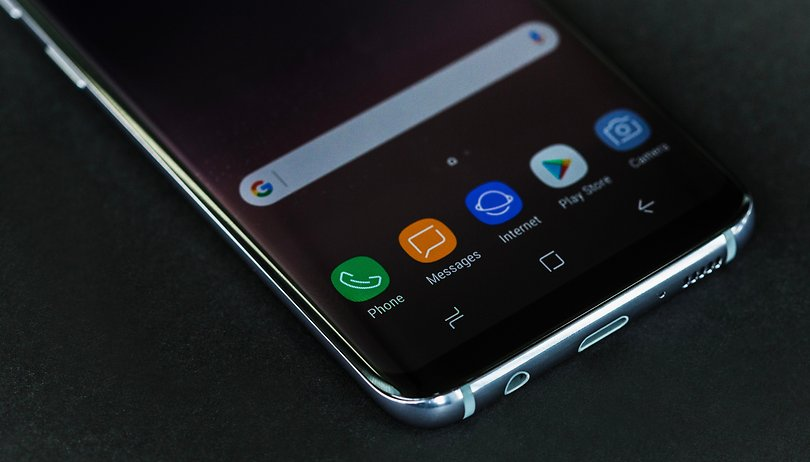 Galaxy S8 users report delayed or missing text messages