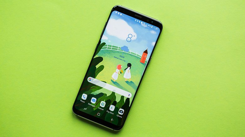 Samsung Galaxy S8 problems and solutions | AndroidPIT
